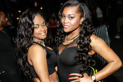 2Chainz and August Alsina AfterParty at the Coliseum 02-28-2014
