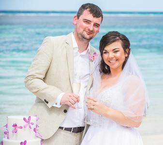 Chloe & Damian Wedding