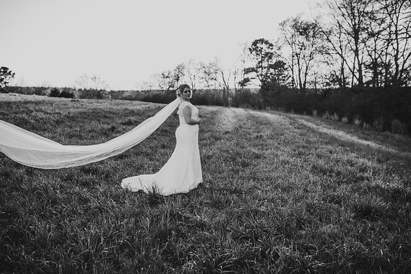 Kayla + Scout | Bridal Session