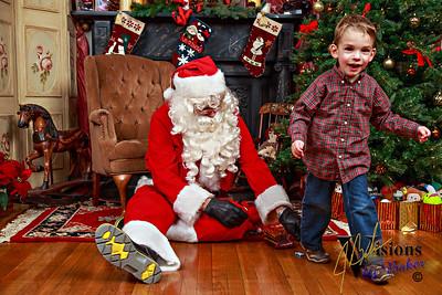 2014 MoD Santa Charity