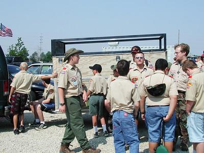 Summer Camp QSR June 2002