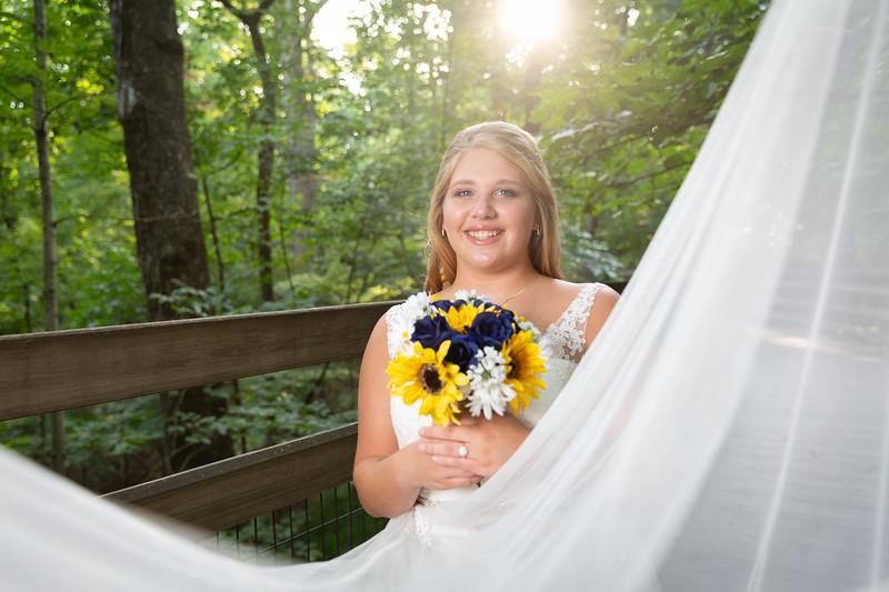 Samantha | Bridal Portraits in Charlottesville, VA