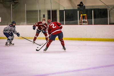 2017-18 Varsity Hockey vs. Kent