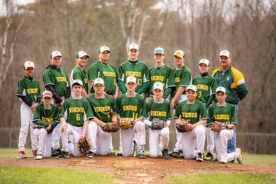 2019-05-02 OHMS 8th Baseball