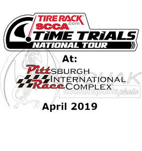 2019 SCCA Time Trials at Pitt Race