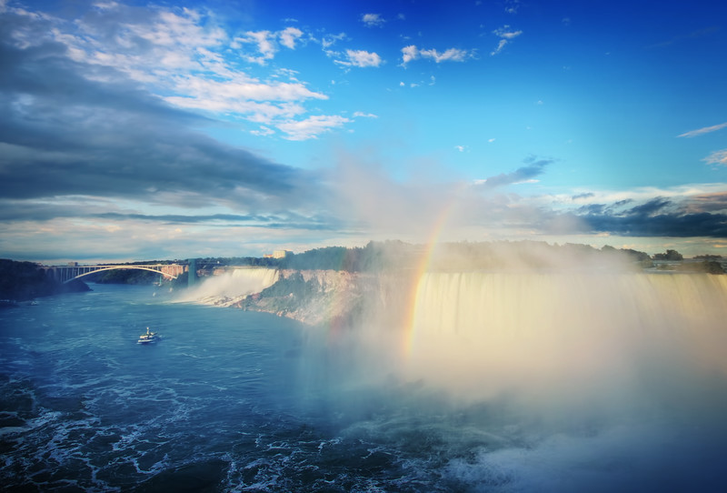 Travel Photography Blog - Canada. Niagara Falls