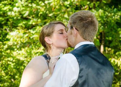 Tyler & Hailey Bourgeois Wedding