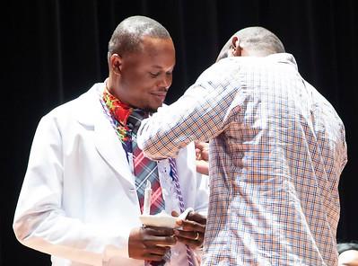 Holy  Names University Pinning Ceremony 2019