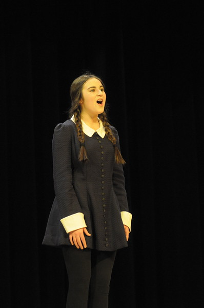"Production of ""The Addams Family"" at Pennridge"
