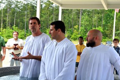 CPF Pike Road Baptism May 2013
