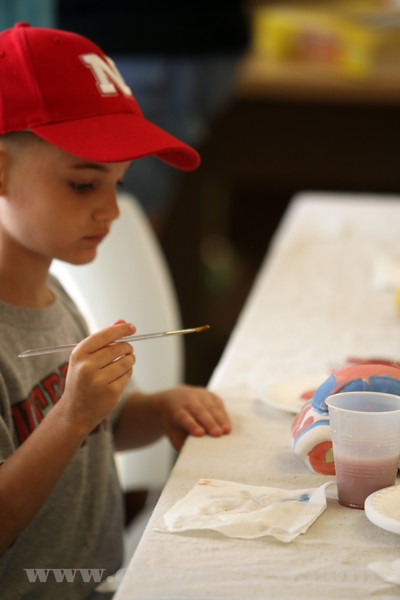 Angels Among Us_Pottery Painting