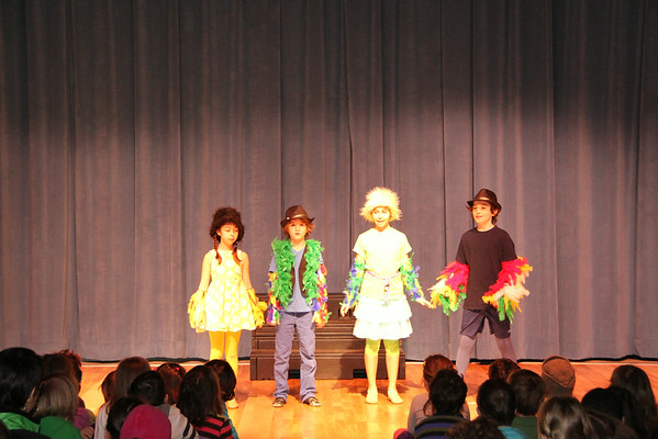 Frog and Toad 2014