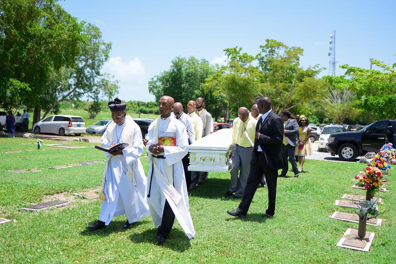 Rose Dean Funeral