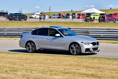 2020 SCCA TNiA July 29th Pitt Race Silver BMW