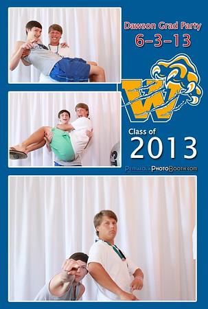 Carl Dawson's Graduation Party 5-29-2013