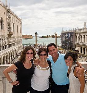 Florence & Venice 2010 - Elyssa's Graduation Trip