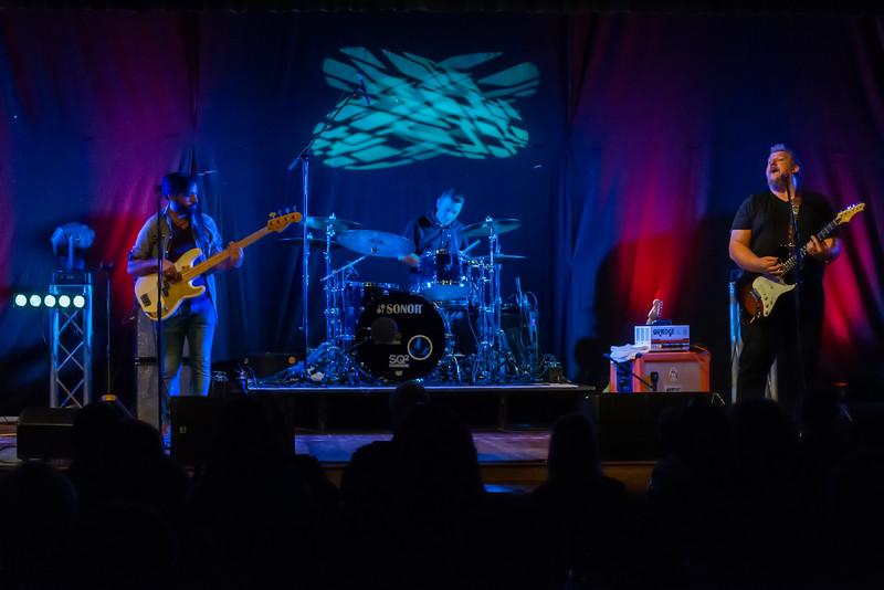 Stevie Nimmo Trio at Echo Hotel Music Club