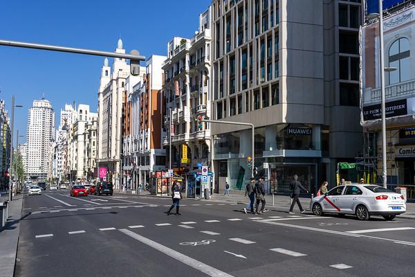 20200314 Madrid Coronavirus