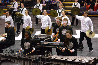 South Meck Percussion-1-25-2014