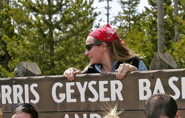 Yellowstone National Park (4.22-23.06)