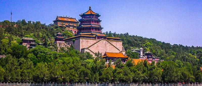 中国北京,城市名片