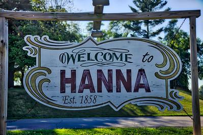 Hanna, Indiana