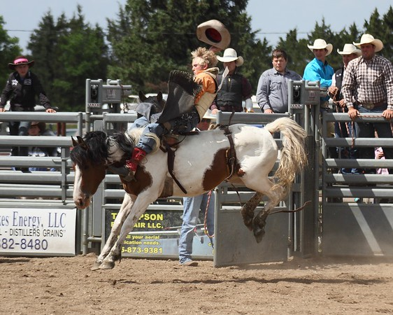 2014 SD East Region High School Rodeo - Fri & Sat