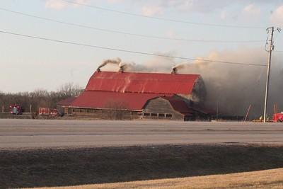 Barn 23 Fire 02-22-2017