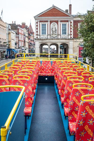 A bus trip