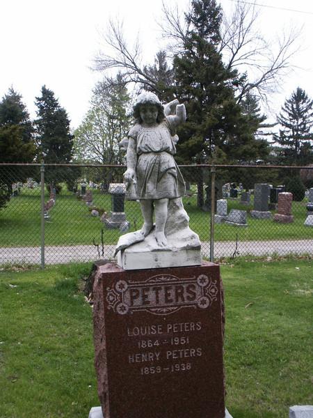 Louise Peters & Henry Peters
