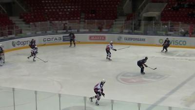 Трактор (Челябинск) - Белые Медведи (Челябинск) 6:0. 20 декабря 2011