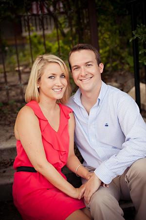 Michael and Lexi's Engagement Portraits