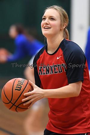 Sutherlin vs. Kennedy Girls High School Basketball
