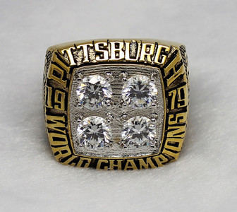 1979 Pittsburgh Steeles super bowl XIV championship rings ring TERRY