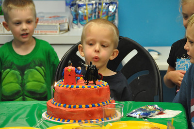Blaine's Birthday 2012