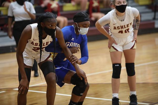 2021 East Finals Garner Girls Basketball