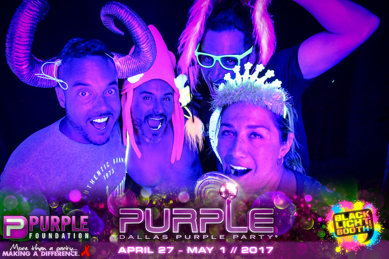 """""""Dallas Purple Party 2017"""" @ Southside Ballroom - Dallas, TX 