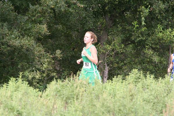 2007 HS Cross Country - Girls @ Carlsbad