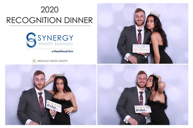 Financial Guide Recognition Dinner 01-03-20