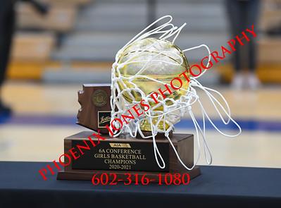 3-20-2021 - Hamilton vs Valley Vista - 6A Girls Basketball Final