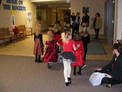 Rachel's School Christmas Program 2007