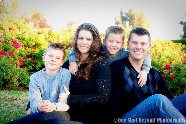 Redfox Family
