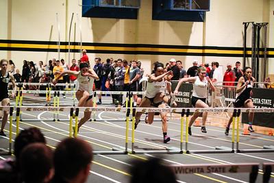 20150214 WSU Track Meet