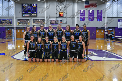 Women's basketball 2019-20