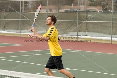 Men's Tennis vs Keystone 4-2-15