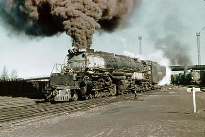 Union Pacific