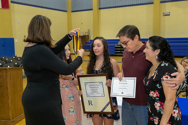 Rockdale ISD Scholarship Awards 2019
