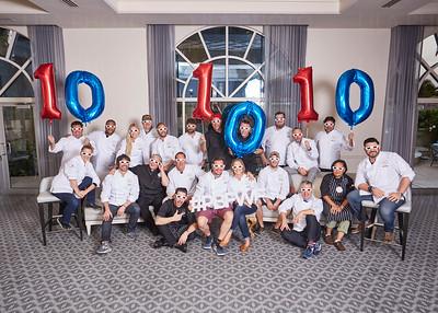 Chef Group Photo
