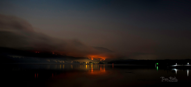 Eagle Creek Fire