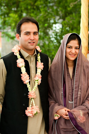 Sahar and Aly - Nikah and Mehndi